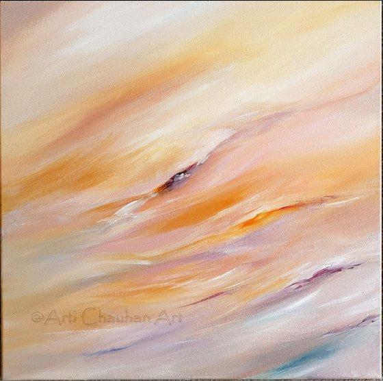 Sunset Blush I