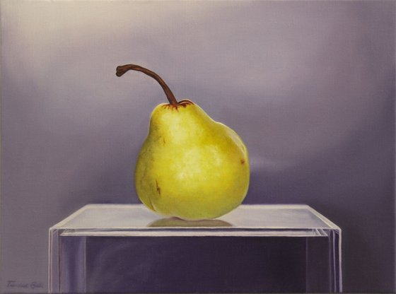 Elevated Pear