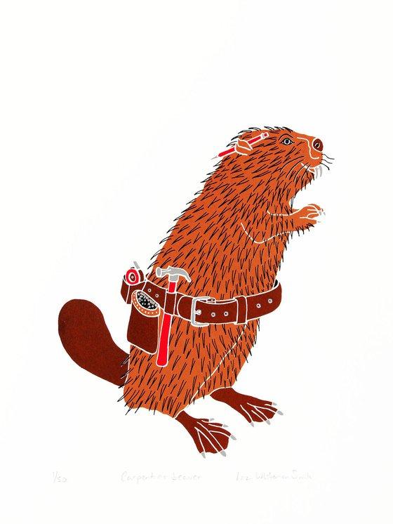 Carpenter beaver