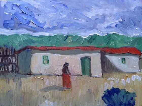 THE HOUSE OF CRUZ HERNANDEZ