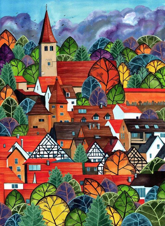 Greding, Germany