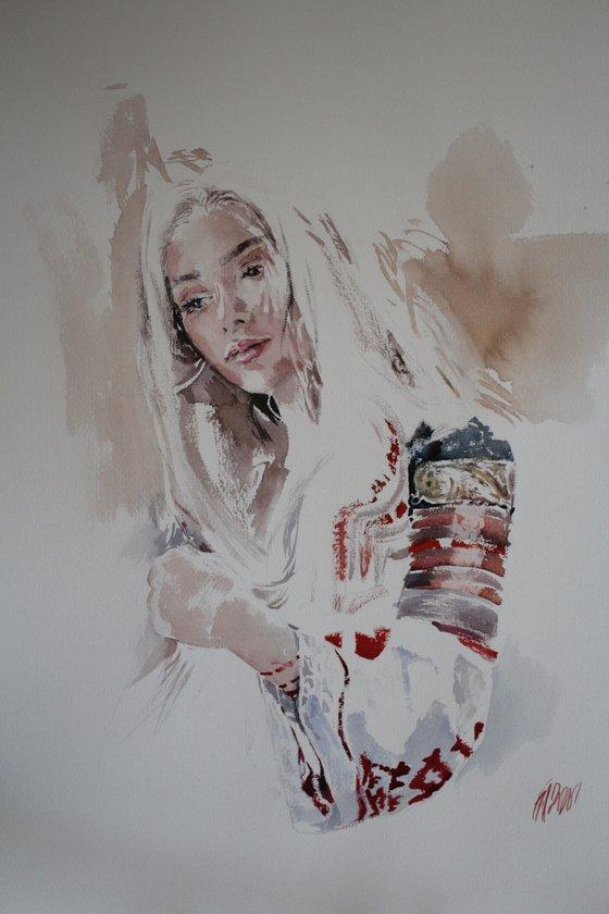 Bulgarian woman 7