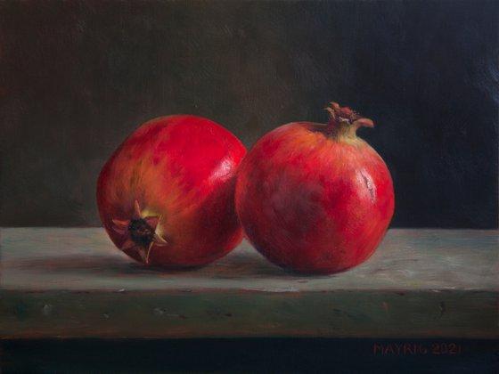 Pomegranate Duo