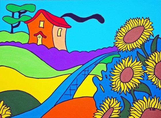 Sunflower Cottage III