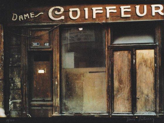 Pariser Zeichen 11 (Paris Signs 11)