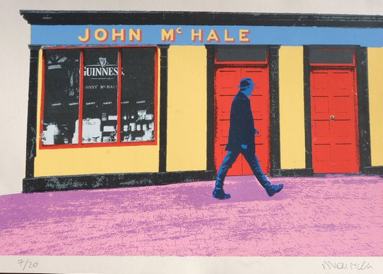 John McHale pub