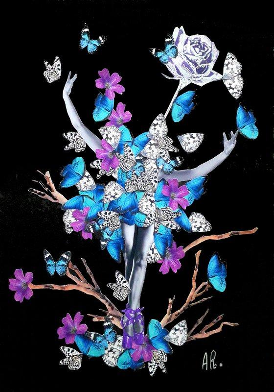 La danseuse aux papillons