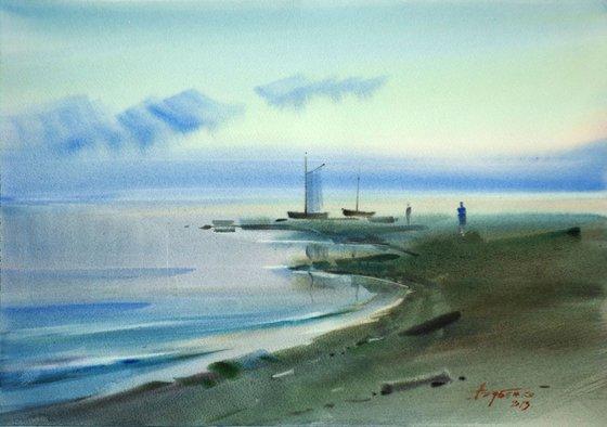 Azov seascape