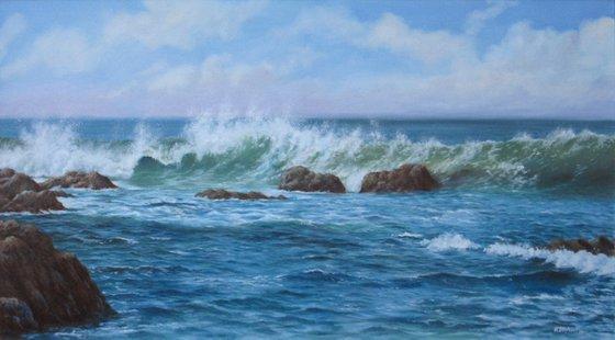 Machrihanish Wave