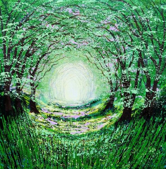 Tangle Wood Path.