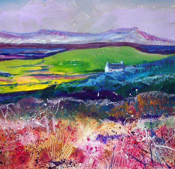 Scottish Highlands - Loch View