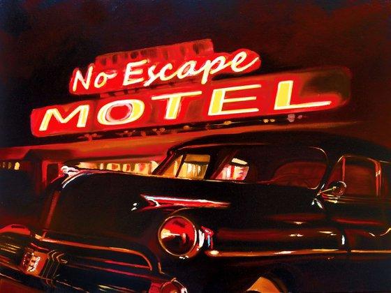 no escape motel