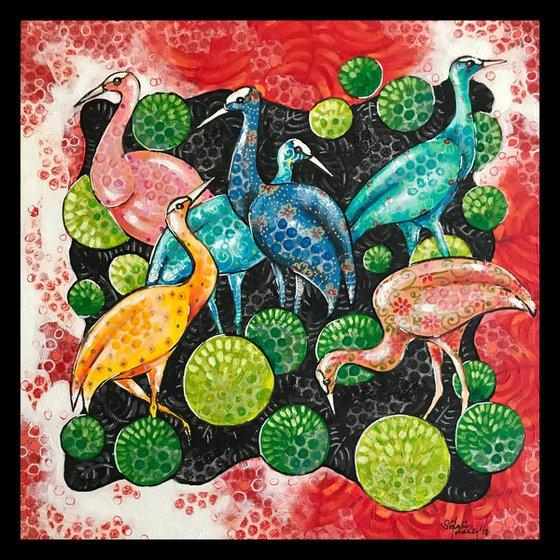 Pod (Pod of Birds)