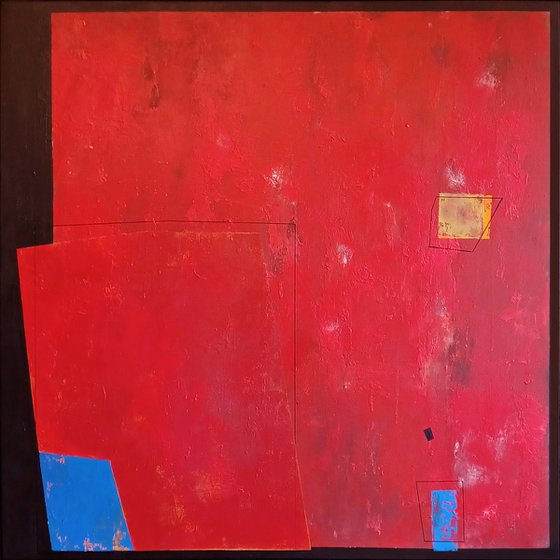 Red composition II