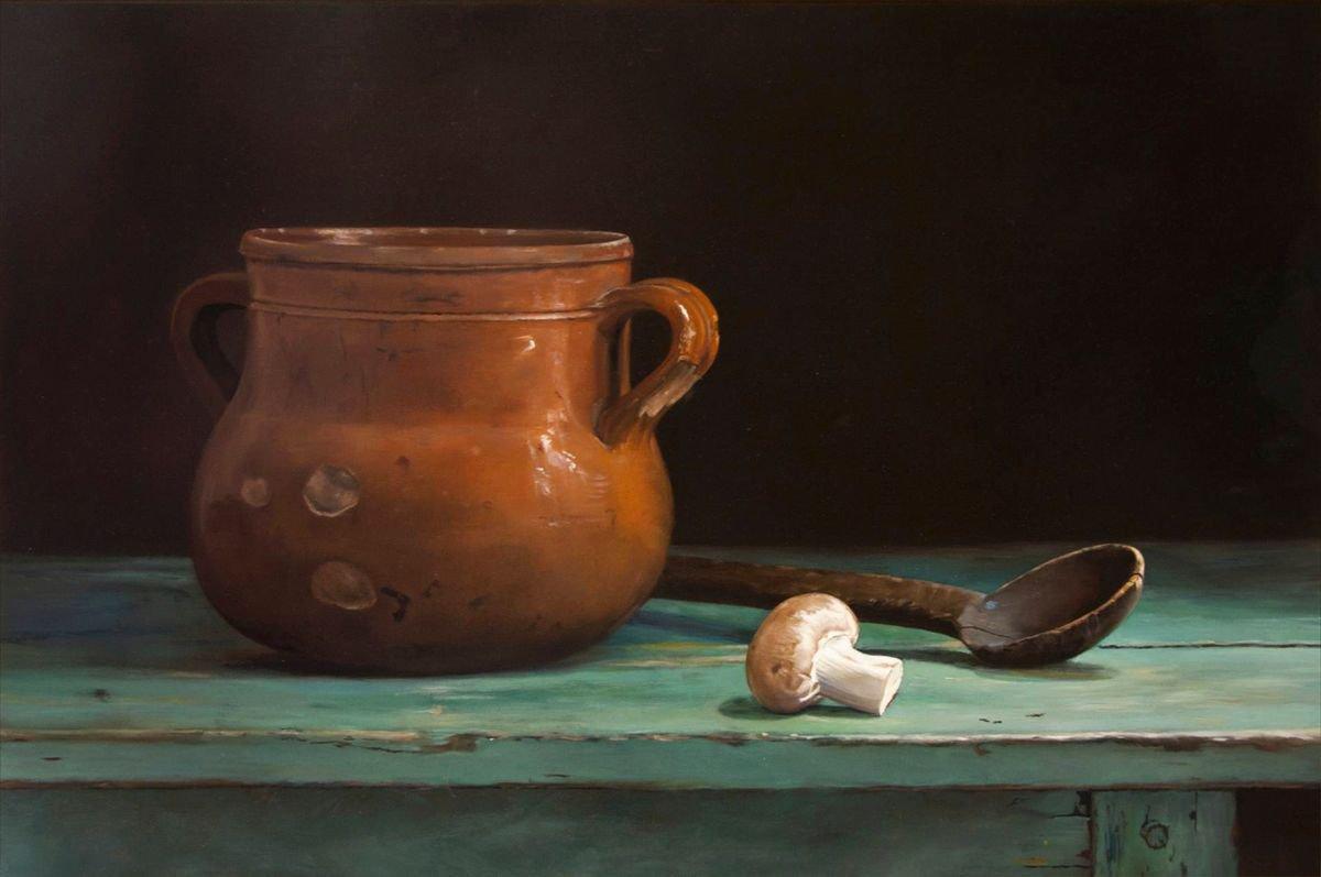 Original Oil Still Life Painting Signed Wallace | EBTH