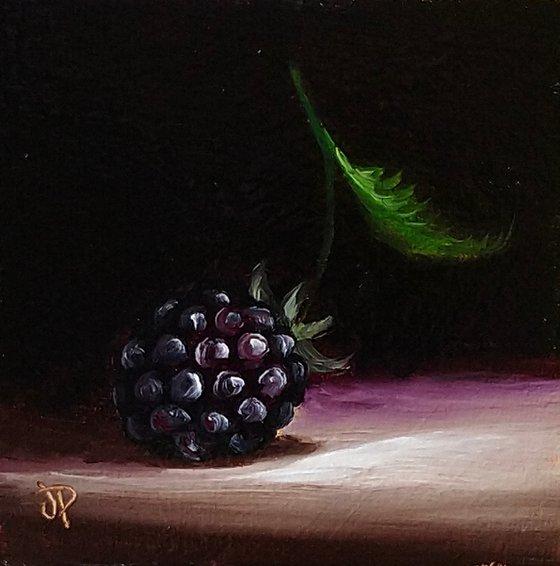 Little Blackberry still life