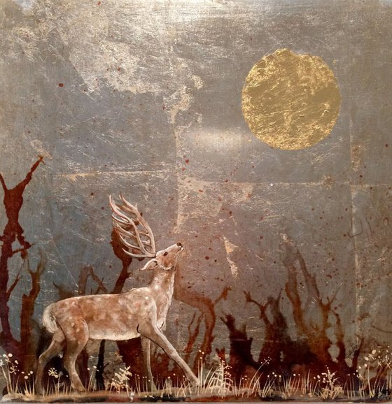 Howling at the moon II