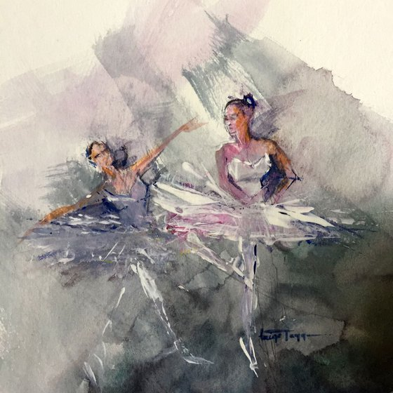 Ballet 1 (Series)