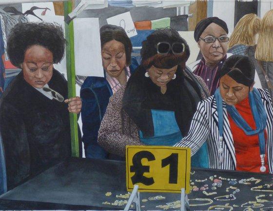 £1 Ladies