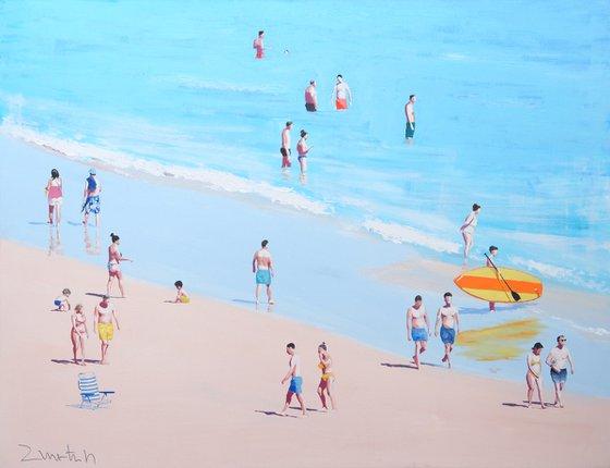 Surf (Framed)