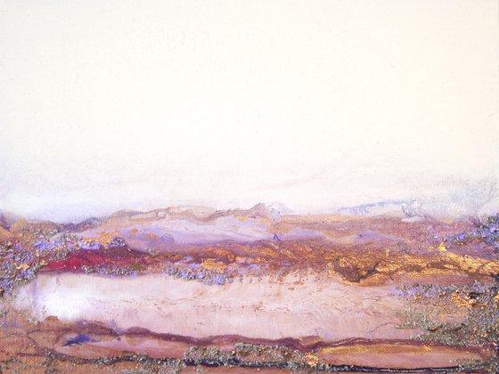 Glistening Fields (22x28 cm)