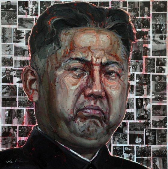 The  Dictator No.1 Kim Jong-un