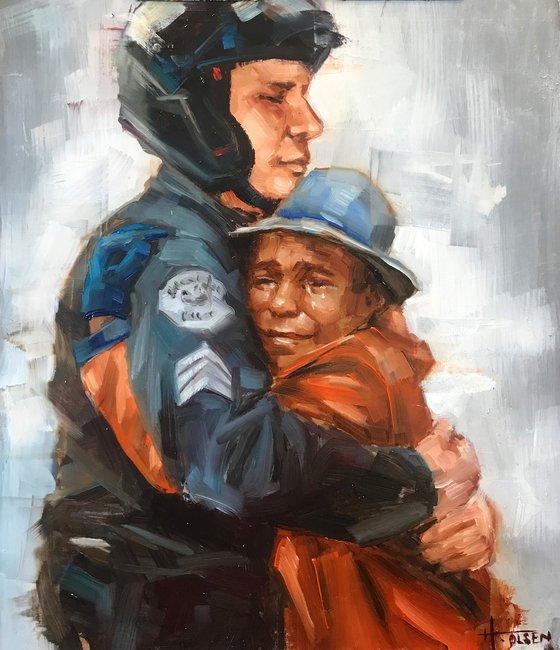 Hugs Not Hate