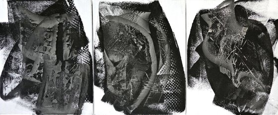 Artifacts Triptych