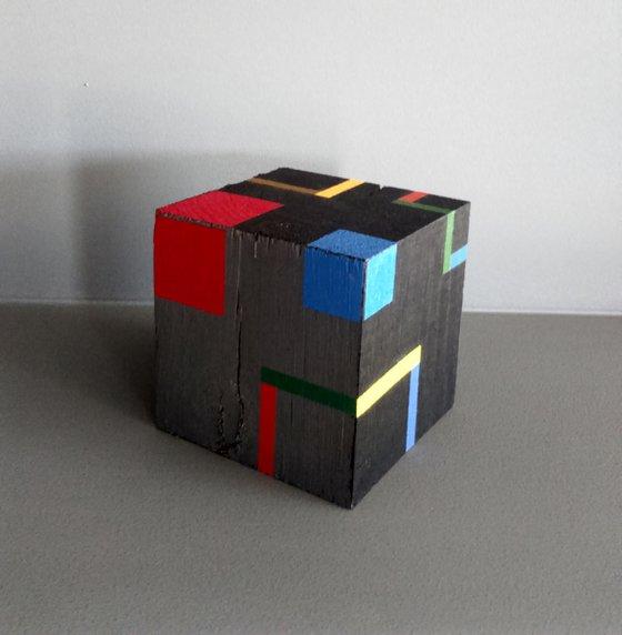 Cube a