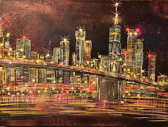 Brooklyn Bridge - Canvas
