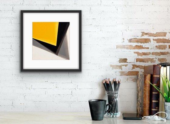Yellow Shape 1
