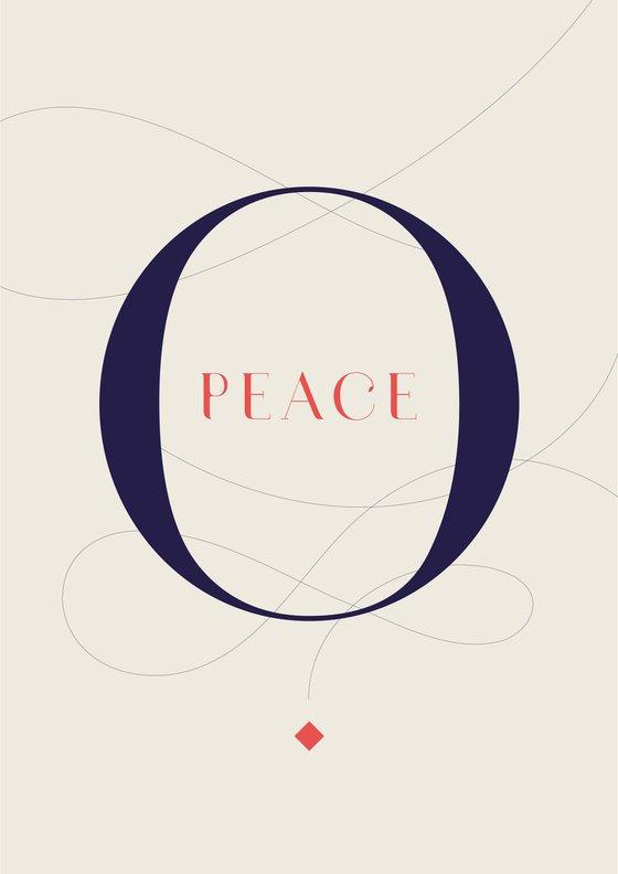 PEACE_white