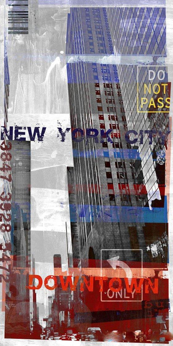 NEW YORK SKYLINER II