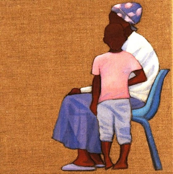 Africa Journal: Mother and Child
