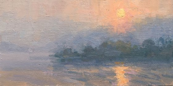 Smoky Gorge Sunset